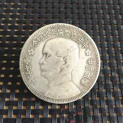 """39MM old world old silver coins /""""Guang Xu/"""" valuable collection value  NMN"""