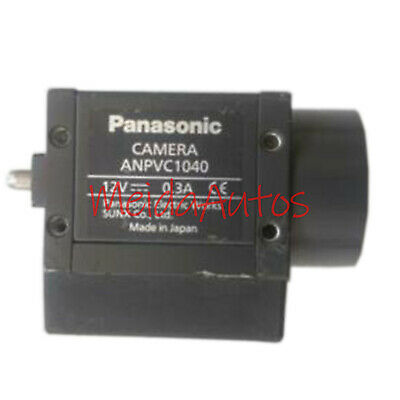 Uesd Panasonic ANPVC1040 industrial CCD camera ANPVC1040 Tested Good