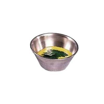 American Metalcraft - B34 - 4 oz Round Stainless Steel Sauce Cup