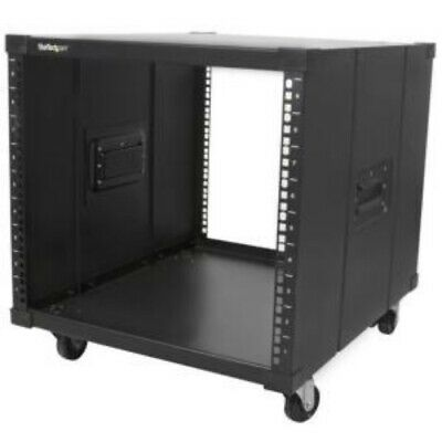 NEW STARTECH RK960CP Portable Server Rack with Handles - 9U...
