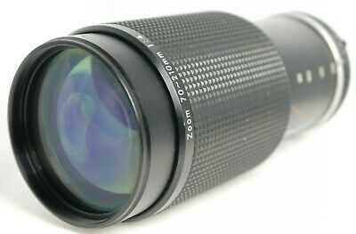 【AS IS】 Nikon Ai-S NIKKOR 70-210mm f/4 Series E Zoom Lens From Japan