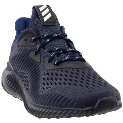 adidas Alphabounce AMS  Casual Running Neutral Shoes - Blue - Mens