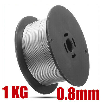 "1kg/Roll 0.8mm/0.035"" 304 Stainless Steel Gasless Flux-Cored Mig Welding Wire"