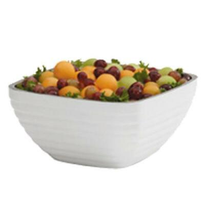 Vollrath - 4763550 - 5.2 qt Pearl White Serving Bowl