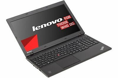 "Lenovo ThinkPad L540 Notebook 15,6"" i5-4300M (2,6GHz) 8GB 128GB SSD HD-Webcam"