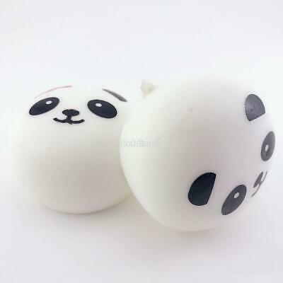 Soft Panda Animal Slow Rising Cream Scented Squeeze Toys Stress Relief BE0D