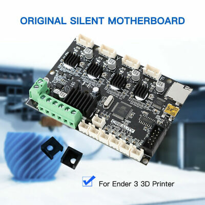LCD Display For Creality Ender 3 3D Printer Q8X3 24V Control Board Motherboard