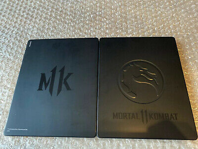 Mortal Kombat 11 (NO GAME) Steelbook Magnet Kollector's Edition PS4/Xbox One/PC