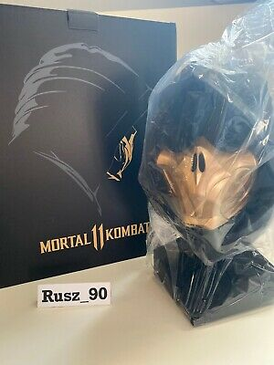 Mortal Kombat 11 Kollector's/Collectors Edition Skorpion Mask Only PS4/Xbox One