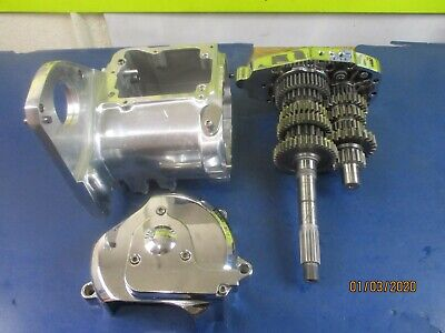 Right Side Drive 6 Speed Transmission Parts Lot Harley & Choppers 1986-1999