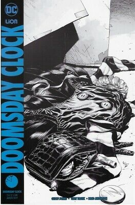 Doomsday Clock N°2 - Reprint - Dc Multiverse - Rw Lion - Italian #Mycomics