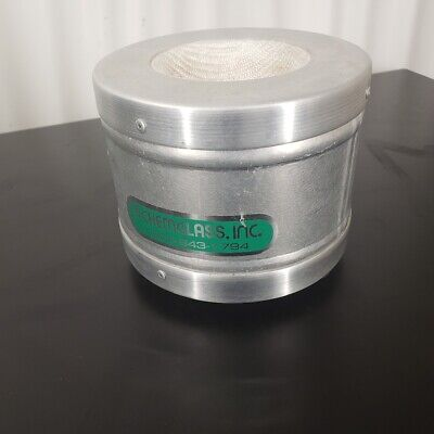 GLAS-COL Round Bottom Aluminum Housed Heating Mantle TM102