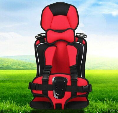 12Y Safety Baby Chair Seat Adjustable Child Dinning Chairs Seat Cushion Pad