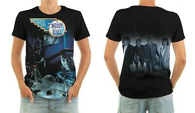 The Moody Blues the other side of life shirt all sizes