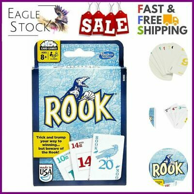 Eag Rook Card Game Original Version With 57 Cards Games Guide For Kids Adults