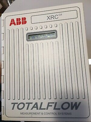 Abb Totalflow  Xrc G4.  Measurement & Control Systems.