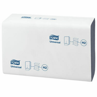 NEW! Tork Xpress Multifold Hand Towel H2 Blue 250 Sheets Pack of 12 471069