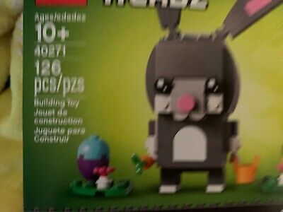 LEGO 40271 BrickHeadz Seasonal Easter Bunny 126pcs New