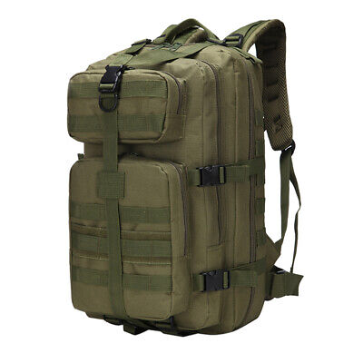 Unisex Camouflage Rucksack Sport Pack Climbing Backpacking Daypack Pouch