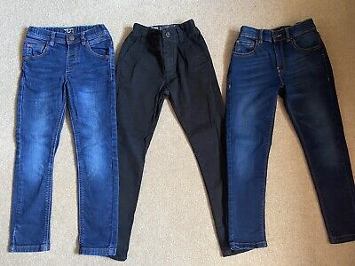 Next Bundle Of Lovely Boys Jeans And Chinos Age 6 (5-6 Years)
