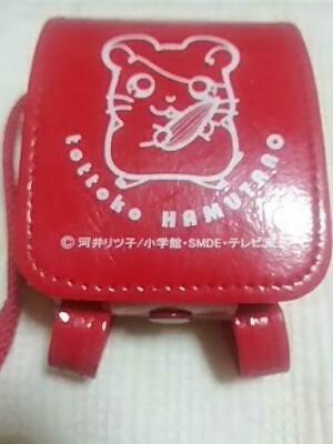 Hamtaro Hamster School bag type Pouch 3.5-INCH free shipping with tracking#