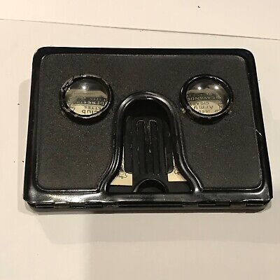 The Camerascope 3D Stereoscope Vintage Antique 1920s Viewer