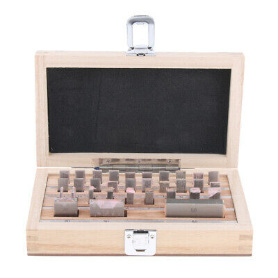Professional Precision Inspection 32pcs 0 Grade Block Gauge Set 1-50mm