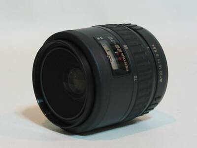 Used PENTAX FA 28-70mm F4 AL best goods former box, with papers describe Lim