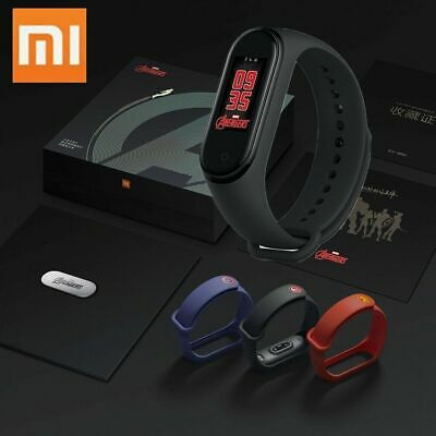 Original Xiaomi Mi Band 4 Global Version & Vengers Limited Fitness Tracker