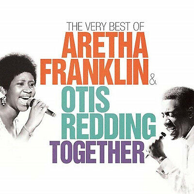Otis Redding & Aretha Franklin Together The Very Best of Aretha Franklin & O CD