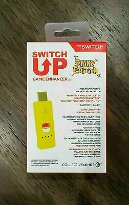 In Hand Nintendo Switch Up Game Enhancer V2.0 Shiny Edition Pokemon Usb Device