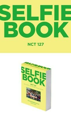 NCT 127 SELFIE BOOK Mini Book + Extra Photocards Set [KPOP MARKET Store Gift]
