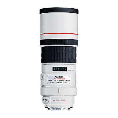 Canon Ef 300mm F4L Is USM Lentes