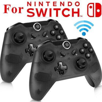 Wireless Pro Controller Gamepad Joypad Remote for Nintendo Switch Console
