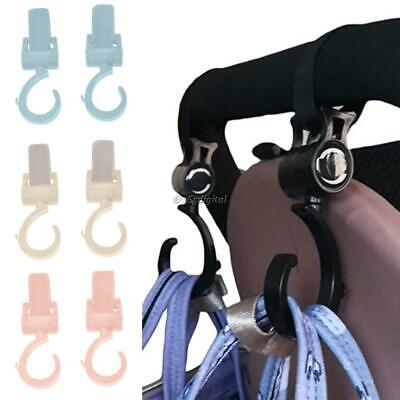 New Baby Accessories Multi-function Baby Stroller Hook 35DI