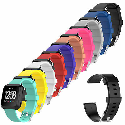 For Fitbit Versa 2 Watch Lite Edition Replacement Band Silicone Strap Rubber