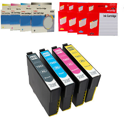 Epson 603Xl Cartucce Compatibili No Originale Bk C M Y 1 4 5 10 15 20 30