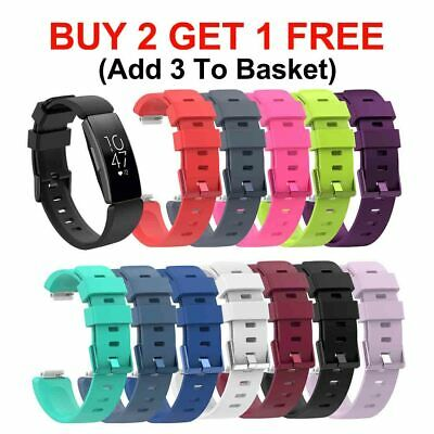 Replacement Wristband Straps Bracelet Bands for Fitbit Inspire/Inspire HR/ACE 2