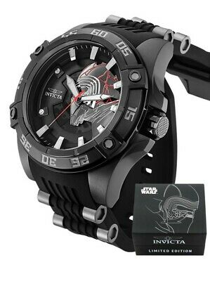 Invicta Star Wars Kylo Ren Limited Edition Automatic Men's 52mm Watch 31691