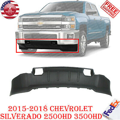 Chevy Silverado 2500 Hd Front Lower Valance 23118957 GM1092253 Go-Parts OE Replacement for 2015-2017 Chevrolet