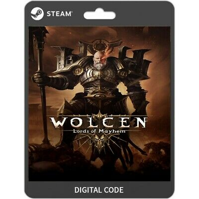 Wolcen Lords of Mayhem (Steam Gift) Play Global (Send us your STEAM link)