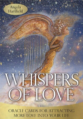 `Hartfield, Angela/ Wall, J...-Whispers Of Love Oracle CRD NEW
