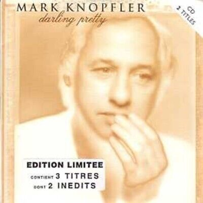 CD SINGLE Mark KNOPFLER DIRE STRAITSDarling pretty 3-Tr CARDS French Limited ed