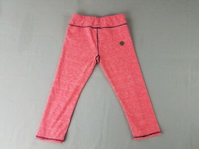 RBX Youth Capri Pants Pink Intent Poly/Spandex Youth Size L (14/16)