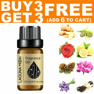 10ml Fragrance Oils Essential Oil  For Candle Soap Bathbomb Making Pure Scented