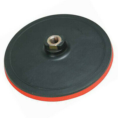 Finishing Backing Pad Detailing Replacement Abrasive tools 150mm Practical