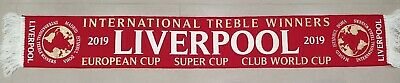 Liverpool International Treble Winners Scarf - 2019