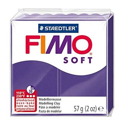 #value! - Fimo Soft Clay Polymer Modelling 56g Moulding Oven 57g Bake Colours