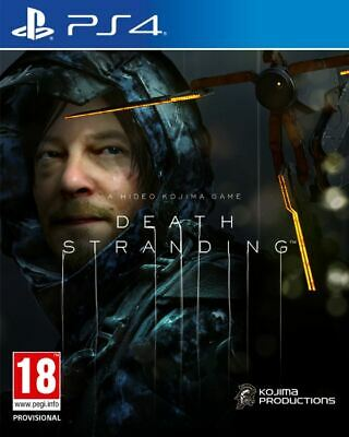 Death Stranding (PS4)  BRAND NEW AND SEALED - IN STOCK - QUICK DISPATCH
