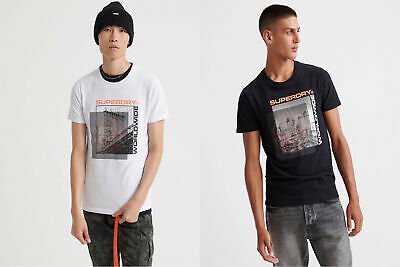 Superdry Ticket Type City T-Shirt